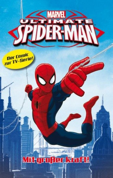 Marvel TV-Comics - Ultimate Spider-Man 1