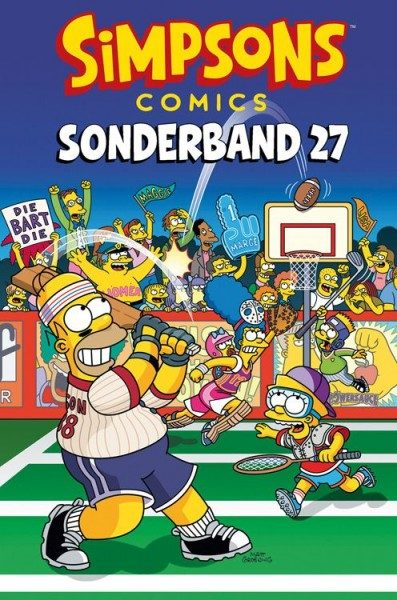 Simpsons Comics Sonderband 27