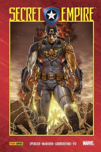 Secret Empire Hardcover