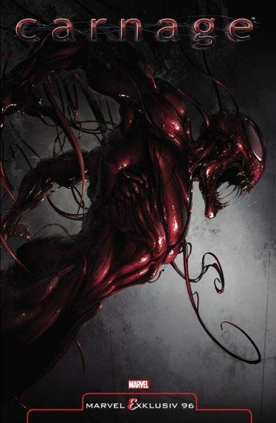 Marvel Exklusiv 96 - Carnage - Familienfehde Hardcover